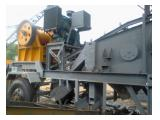Mobile Crusher / mesin Pemecah batu Mobile